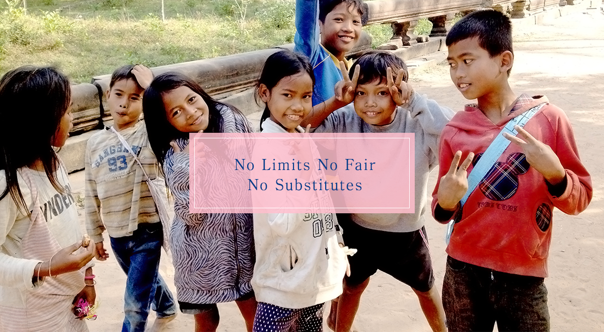 No Limits No Fair No substitues